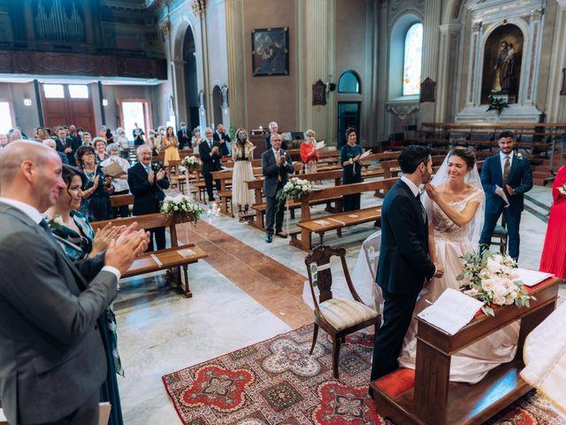 Il matrimonio di Gabriele e Elena a Villa Guardia, Como 56