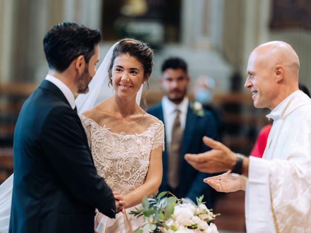 Il matrimonio di Gabriele e Elena a Villa Guardia, Como 57