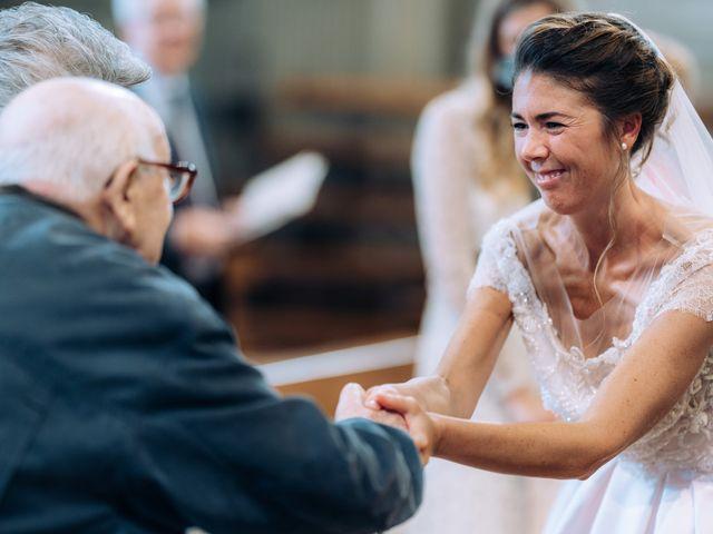 Il matrimonio di Gabriele e Elena a Villa Guardia, Como 59