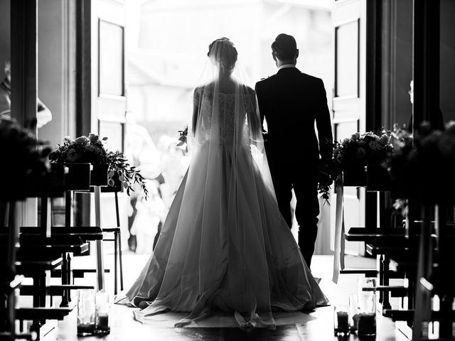 Il matrimonio di Gabriele e Elena a Villa Guardia, Como 64