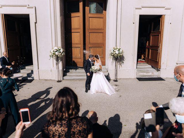 Il matrimonio di Gabriele e Elena a Villa Guardia, Como 65