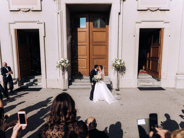 Il matrimonio di Gabriele e Elena a Villa Guardia, Como 66