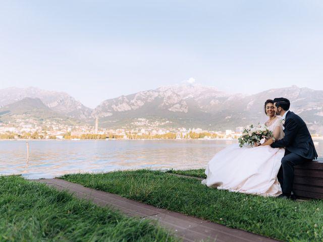 Il matrimonio di Gabriele e Elena a Villa Guardia, Como 69
