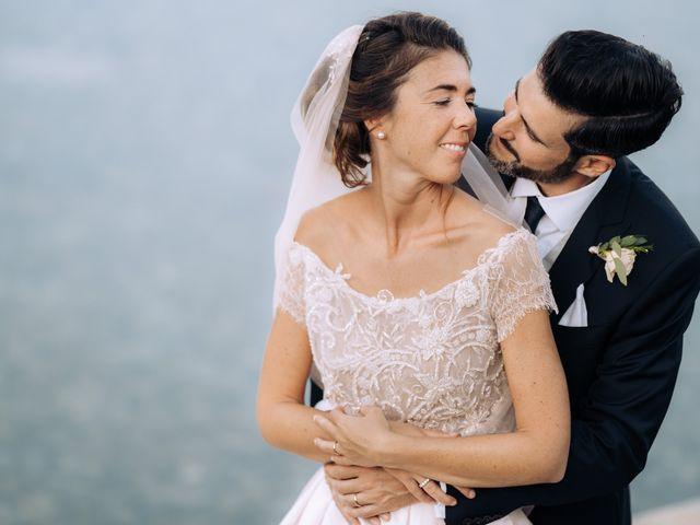 Il matrimonio di Gabriele e Elena a Villa Guardia, Como 71
