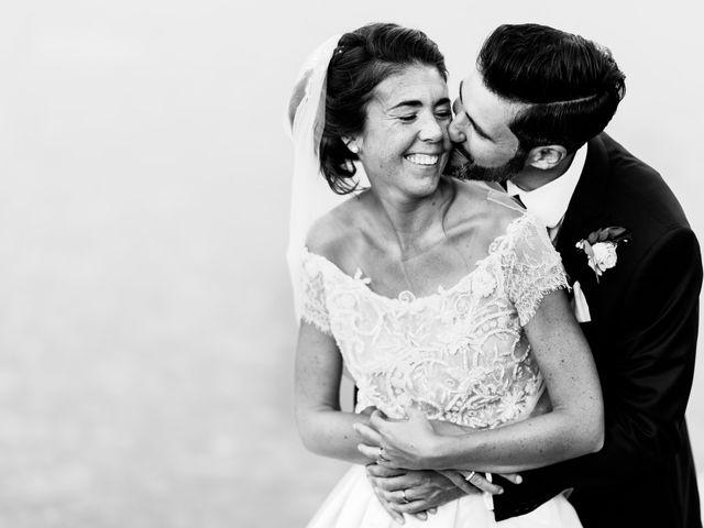 Il matrimonio di Gabriele e Elena a Villa Guardia, Como 72