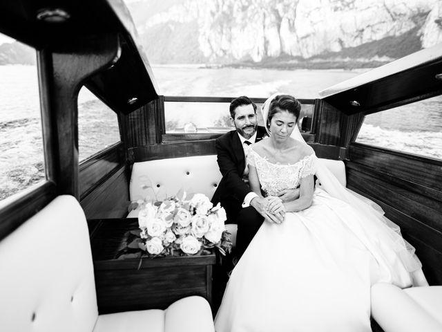 Il matrimonio di Gabriele e Elena a Villa Guardia, Como 78