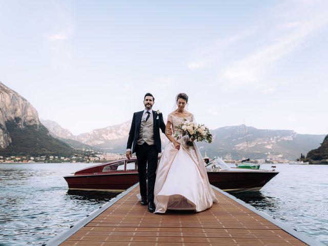 Il matrimonio di Gabriele e Elena a Villa Guardia, Como 82