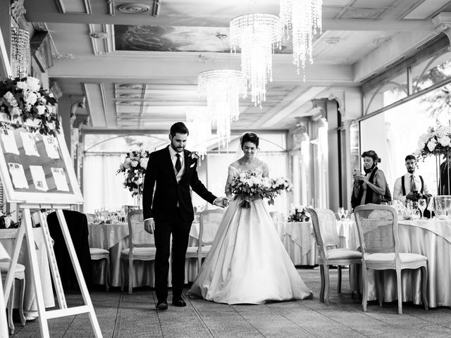 Il matrimonio di Gabriele e Elena a Villa Guardia, Como 85