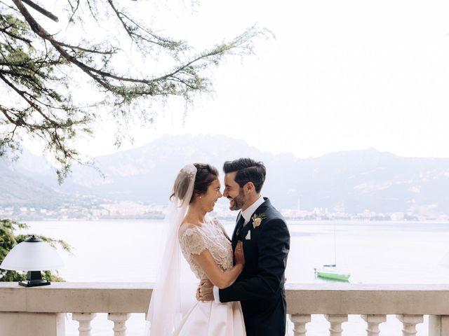 Il matrimonio di Gabriele e Elena a Villa Guardia, Como 97