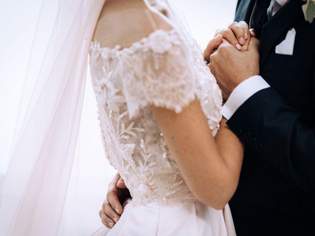 Il matrimonio di Gabriele e Elena a Villa Guardia, Como 98