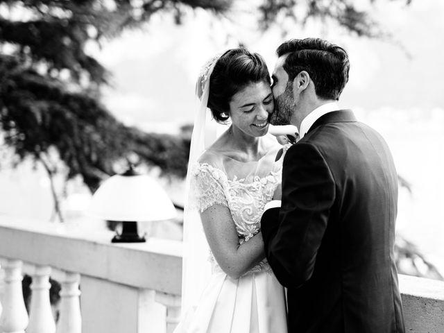 Il matrimonio di Gabriele e Elena a Villa Guardia, Como 99