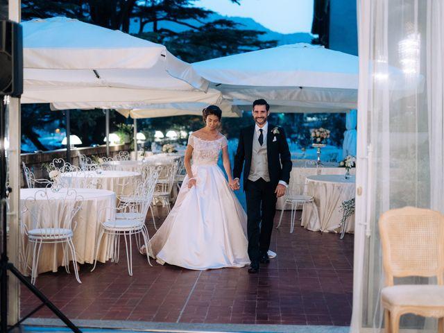 Il matrimonio di Gabriele e Elena a Villa Guardia, Como 100