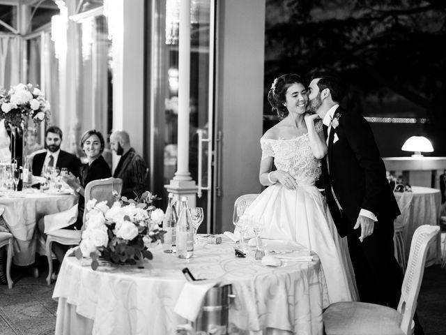 Il matrimonio di Gabriele e Elena a Villa Guardia, Como 103