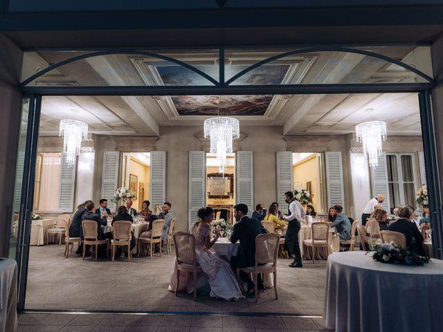 Il matrimonio di Gabriele e Elena a Villa Guardia, Como 104