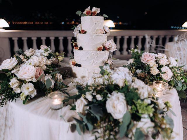 Il matrimonio di Gabriele e Elena a Villa Guardia, Como 106