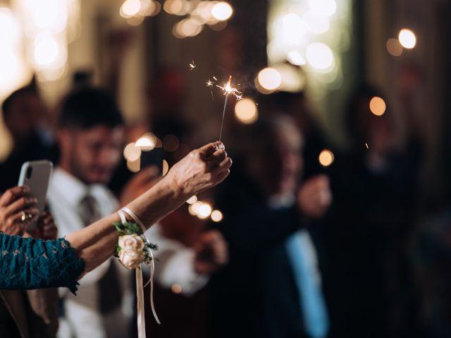 Il matrimonio di Gabriele e Elena a Villa Guardia, Como 109