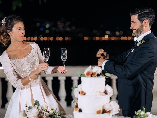 Il matrimonio di Gabriele e Elena a Villa Guardia, Como 110