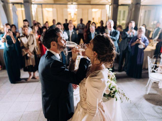 Il matrimonio di Gabriele e Elena a Villa Guardia, Como 113