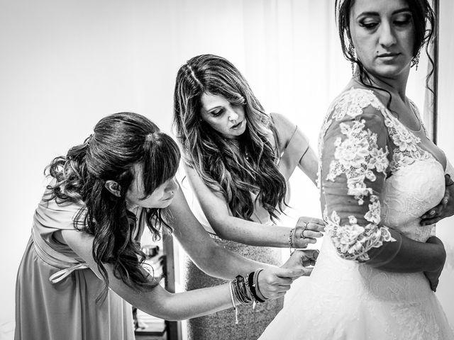 Il matrimonio di Andrea e Veronica a Pietrasanta, Lucca 17
