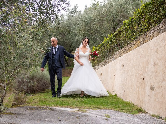 Il matrimonio di Andrea e Veronica a Pietrasanta, Lucca 20