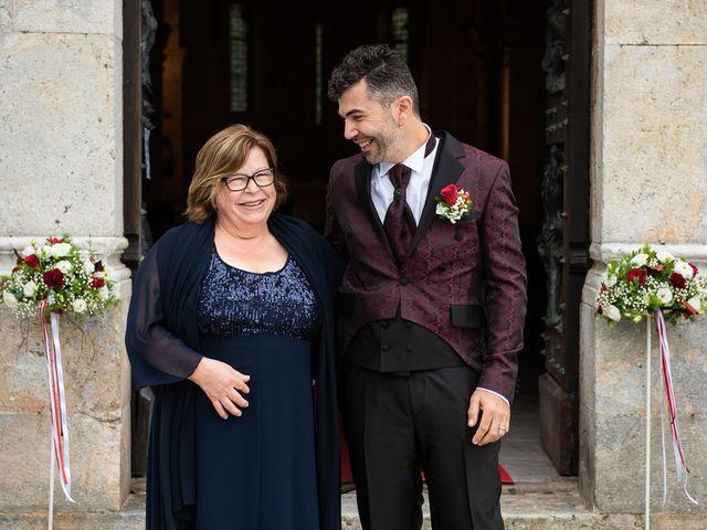Il matrimonio di Andrea e Veronica a Pietrasanta, Lucca 21