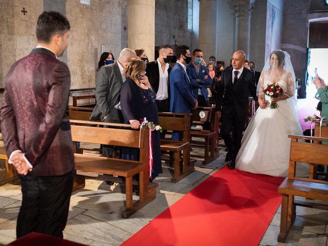 Il matrimonio di Andrea e Veronica a Pietrasanta, Lucca 25