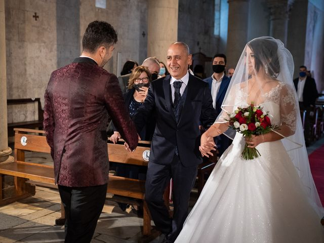 Il matrimonio di Andrea e Veronica a Pietrasanta, Lucca 26