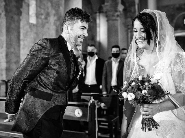 Il matrimonio di Andrea e Veronica a Pietrasanta, Lucca 27