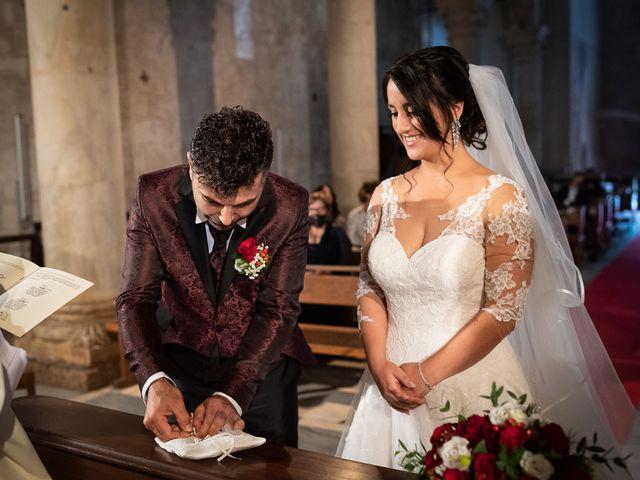 Il matrimonio di Andrea e Veronica a Pietrasanta, Lucca 30
