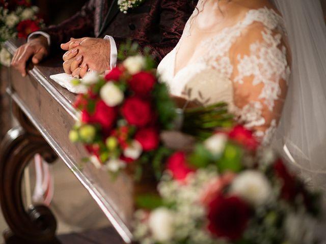 Il matrimonio di Andrea e Veronica a Pietrasanta, Lucca 33
