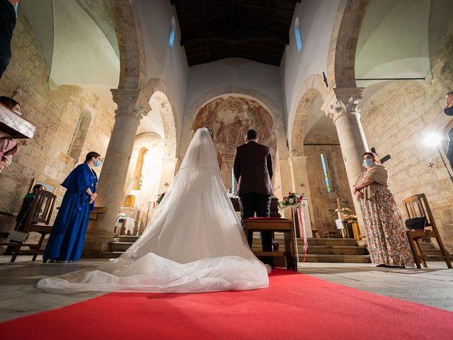 Il matrimonio di Andrea e Veronica a Pietrasanta, Lucca 34