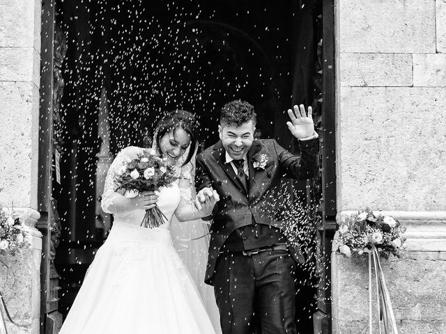 Il matrimonio di Andrea e Veronica a Pietrasanta, Lucca 37