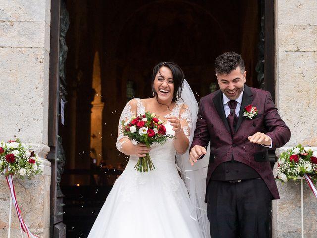 Il matrimonio di Andrea e Veronica a Pietrasanta, Lucca 38