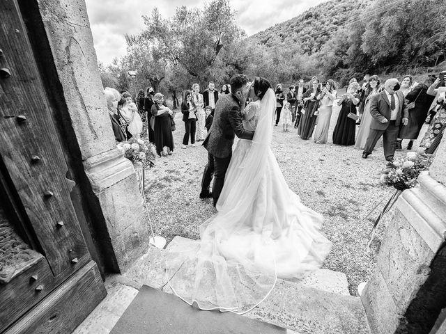 Il matrimonio di Andrea e Veronica a Pietrasanta, Lucca 39