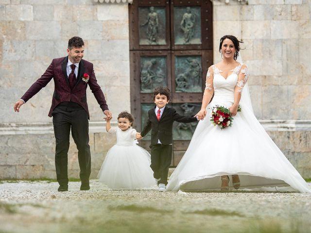 Il matrimonio di Andrea e Veronica a Pietrasanta, Lucca 40