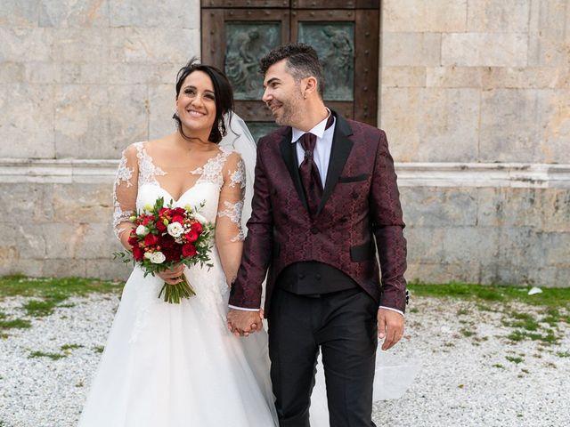 Il matrimonio di Andrea e Veronica a Pietrasanta, Lucca 42