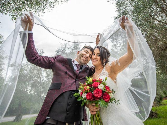 Il matrimonio di Andrea e Veronica a Pietrasanta, Lucca 44