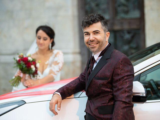 Il matrimonio di Andrea e Veronica a Pietrasanta, Lucca 49