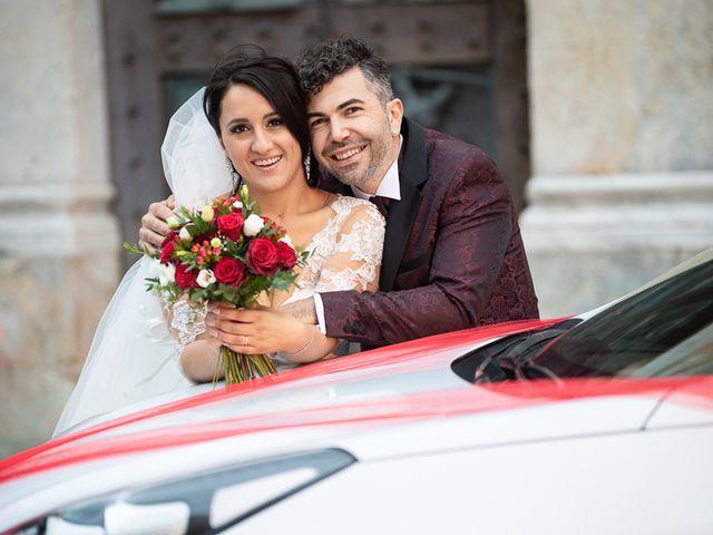 Il matrimonio di Andrea e Veronica a Pietrasanta, Lucca 52