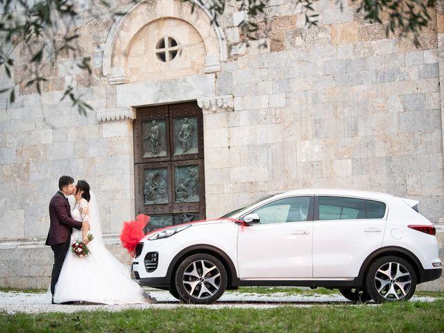 Il matrimonio di Andrea e Veronica a Pietrasanta, Lucca 53