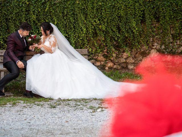 Il matrimonio di Andrea e Veronica a Pietrasanta, Lucca 54