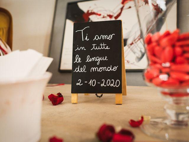 Il matrimonio di Andrea e Veronica a Pietrasanta, Lucca 69