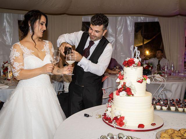 Il matrimonio di Andrea e Veronica a Pietrasanta, Lucca 81