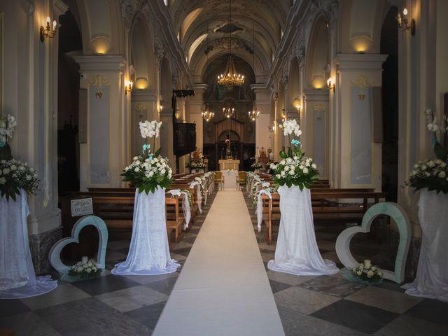 Il matrimonio di Pasquale e Eleonora a Belvedere  Marittimo, Cosenza 21