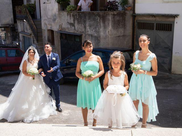 Il matrimonio di Pasquale e Eleonora a Belvedere  Marittimo, Cosenza 24