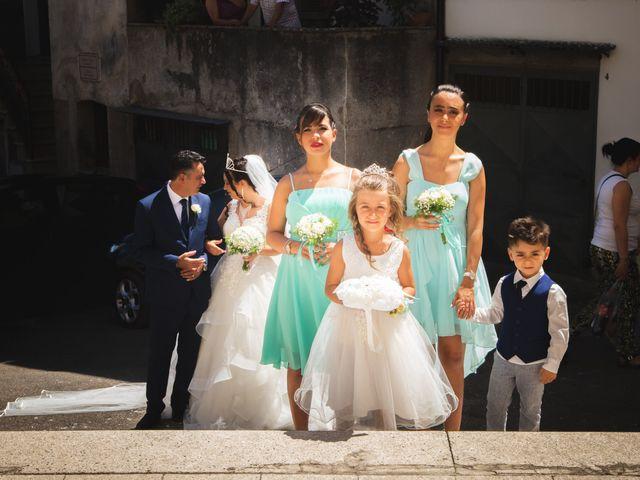 Il matrimonio di Pasquale e Eleonora a Belvedere  Marittimo, Cosenza 25