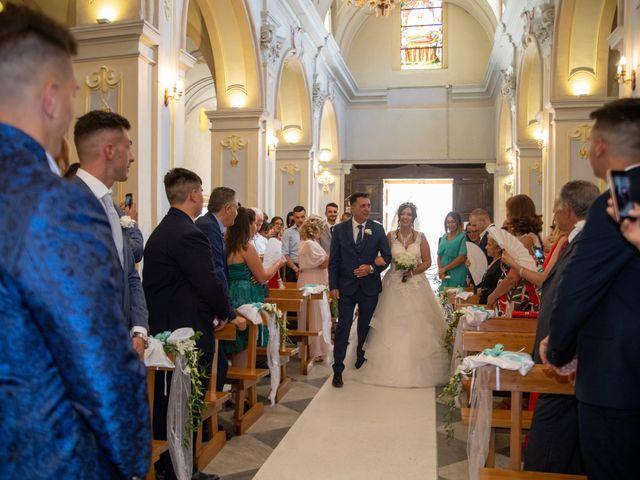 Il matrimonio di Pasquale e Eleonora a Belvedere  Marittimo, Cosenza 27