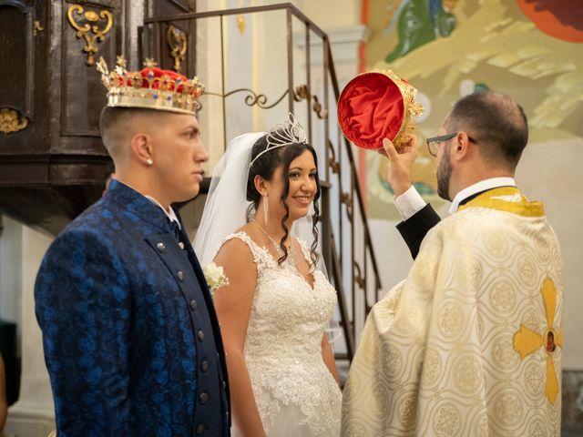 Il matrimonio di Pasquale e Eleonora a Belvedere  Marittimo, Cosenza 29
