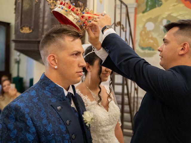 Il matrimonio di Pasquale e Eleonora a Belvedere  Marittimo, Cosenza 30