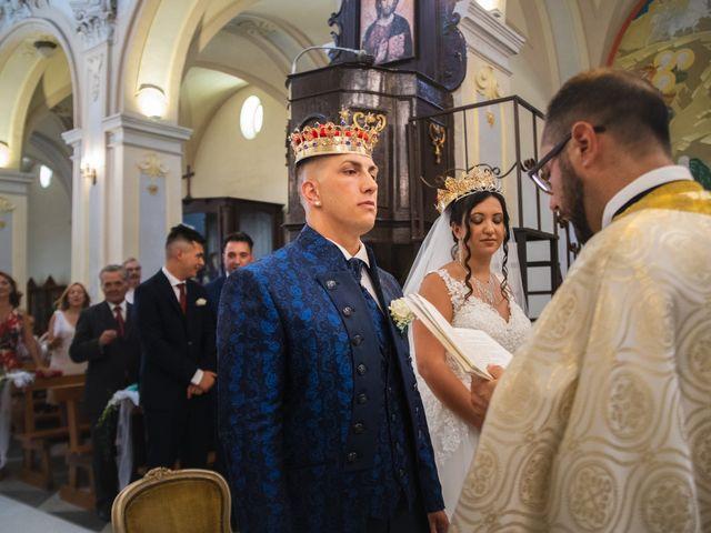 Il matrimonio di Pasquale e Eleonora a Belvedere  Marittimo, Cosenza 31